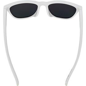Alpina Flexxy Cool Kids II Glasses Kids white/pink mirror